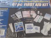 INVACARE 67PC FIRST AID KIT